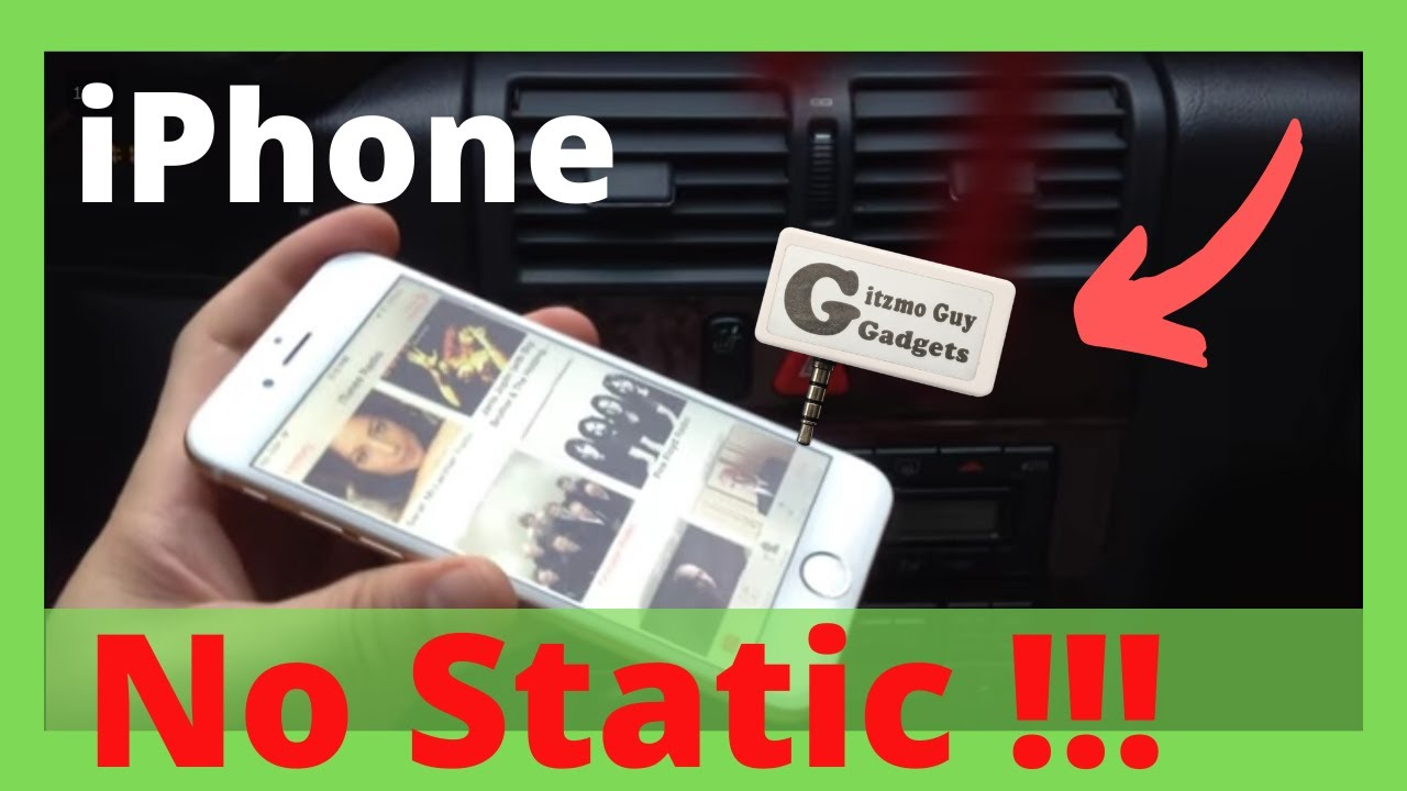 how to play radio on iphone how to play iphone 6 thru car radio 6733