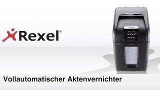 Höchste Datensicherheit: Rexel Auto+300