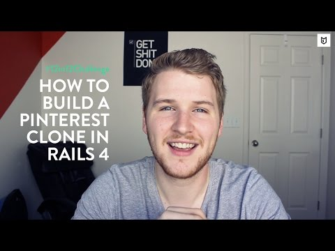 How to build a Pinterest Clone in Rails 4