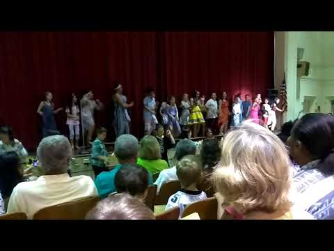 Wharton Elementary School spring concert part 2