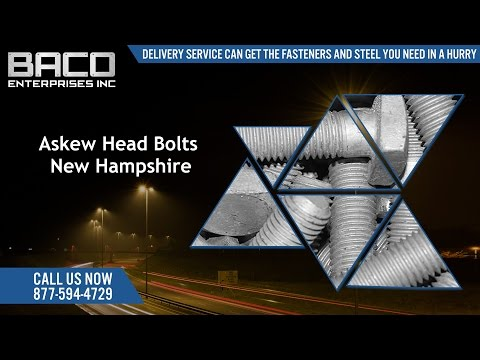 Askew Head Bolts New Hampshire