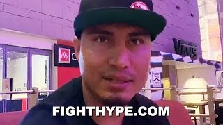 MIKEY GARCIA KEEPS IT REAL ON SPENCE VS. CRAWFORD, WHO IS BETTER, AND LANDING DANNY GARCIA FIGHT