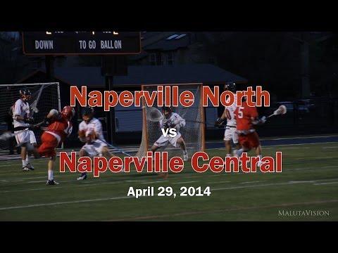 Naperville North vs Naperville Central HS Lacrosse (Full Game Highlights)
