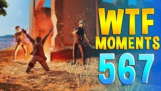 PUBG WTF Funny Daily Moments Highlights Ep 567