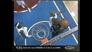 Pistons vs. Kings - ESPN NBA 2Night Highlights (2002)