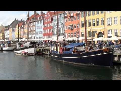Nyhavn sommer 2010 - Copenhagen New Harbour summer 2010