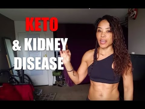 My Experience w/ Kidney disease and the Ketogenic diet