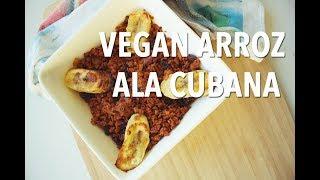 Vegan Arroz ala Cubana Recipe