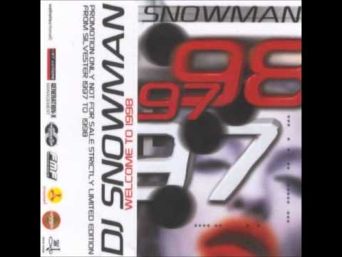 DJ Snowman - Welcome to 1998