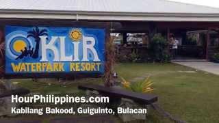 Klir Waterpark Resort Kabilang Bakood Bulacan by HourPhilippines.com