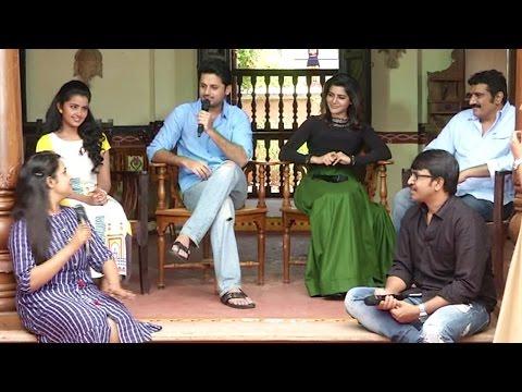 Special Chit Chat with A..Aa.. Movie Team - Samantha, Nitin, Trivikram Srinivas    Vanitha TV