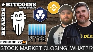 Stock Market CLOSING? WHAT?!?! | Top Quarantined Coin Picks