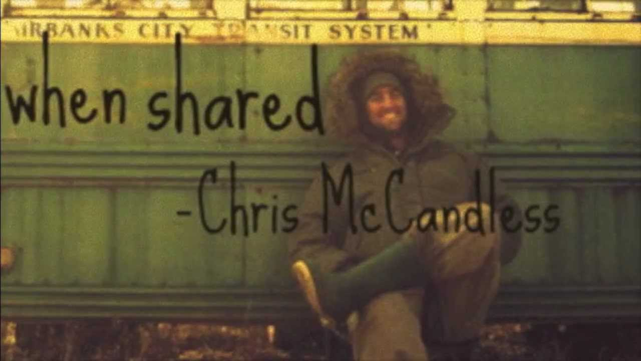portrayal of the character of chris mccandless aka alex supertramp in the novel into the wild by jon Buy into the wild reprints by jon his account of 'alex supertramp' is a long time after finding out about chris mccandless aka alexander supertramp.
