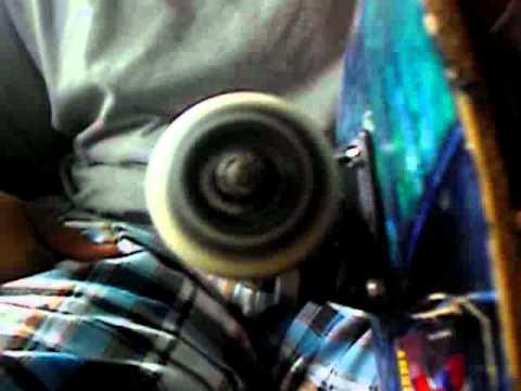 Abec 5 bearing spin test