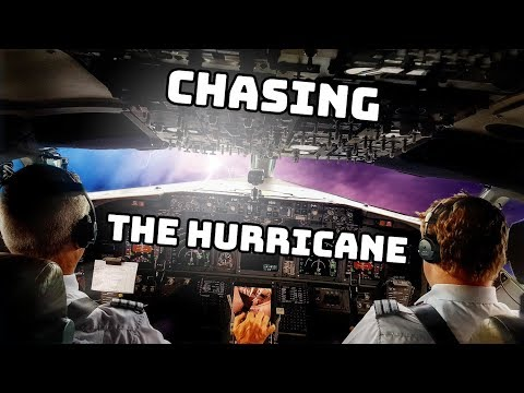 Chasing Bad Weather On A Flight Simulator! - X-Plane 11