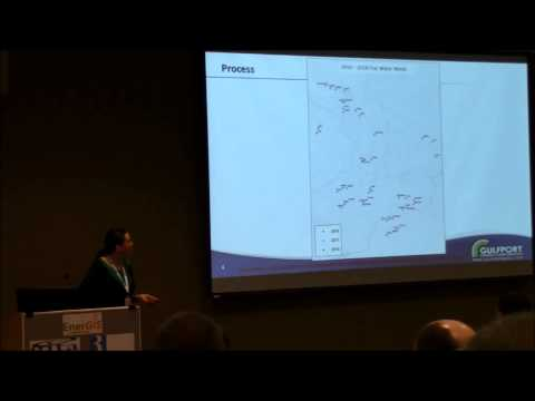 EnerGIS 2015: GIS for Developing a Water Strategy, Jessica B