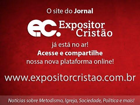 Novo site do Jornal Expositor Cristão