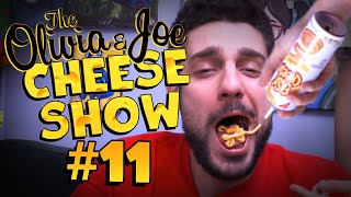 Easy Cheese - In a Spray Can??? (O&J Cheese Show - #11)