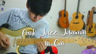 Download 1minute Jazz Funk Jammin - in Cm + Backing Track | Yoseph Hermanto