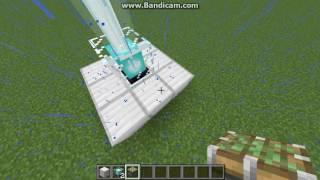 Minecraft  Renkli fener yapımı redstonlu