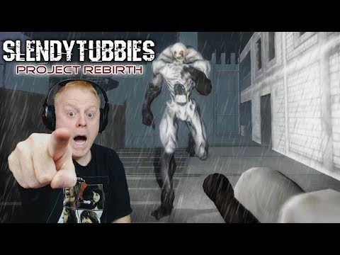 A NEW THREAT AT THE CUSTARD FACILITY | SLENDYTUBBIES - PROJECT REBIRTH ( DEMO ) COLLECT 10