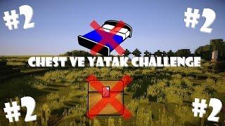 Kafamı Sokacak Bi Yuva - Minecraft Double Challenge #2