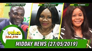 MIDDAY NEWS (27/05/2019)