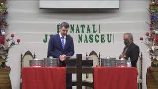 Culto Vespertino | 06/Dez/2020