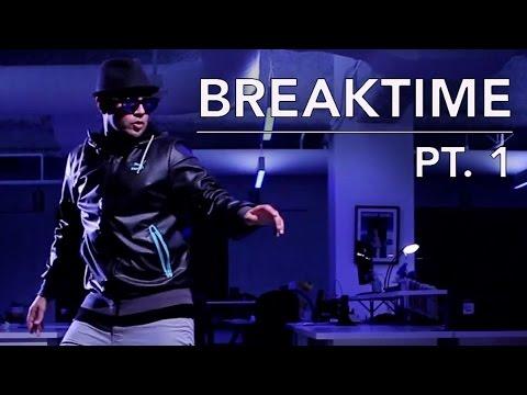 POPPIN JOHN | BREAKTIME PT. 1