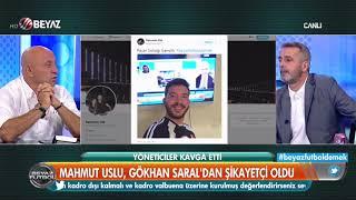(..) Beyaz Futbol 20 Ağustos 2017 Kısım 4/6 - Beyaz TV