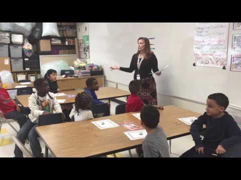 Erika Holmes Walter Bickett Elementary