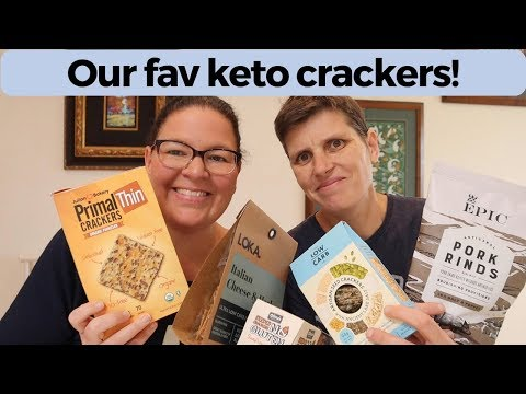 Best Keto Crackers | Available In Australia