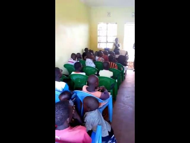 Josephat and Friend WFF Moi's Bridge Kenya Christian Fellowship