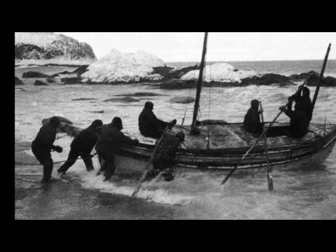 24th April 1916: The Voyage of the James Caird