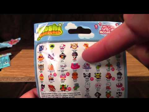 Moshi Monsters Mystery Bags | Ashens