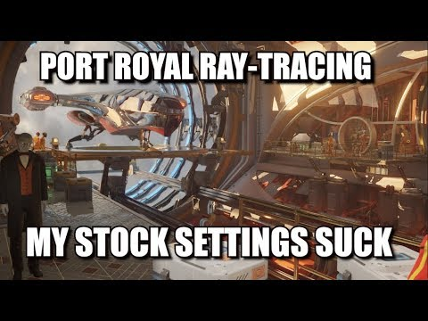 Port Royal 3D Mark Ray Tracing With Ryzen