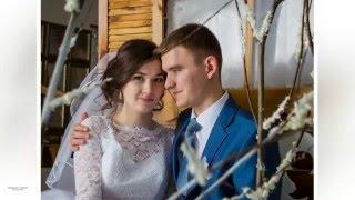 Свадебное Слайд шоу ( Wedding ) 11.11.2015