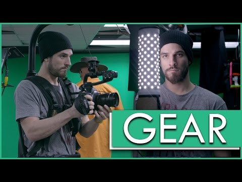 Gear For A Short Film