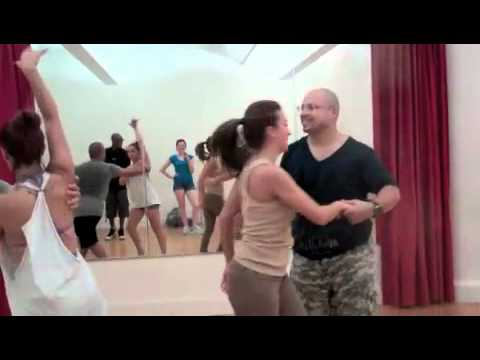 """INTERMEDIATE New Style Hustle Class 8/26/12 DON""""T STOP TIL YOU GET ENOUGH"""