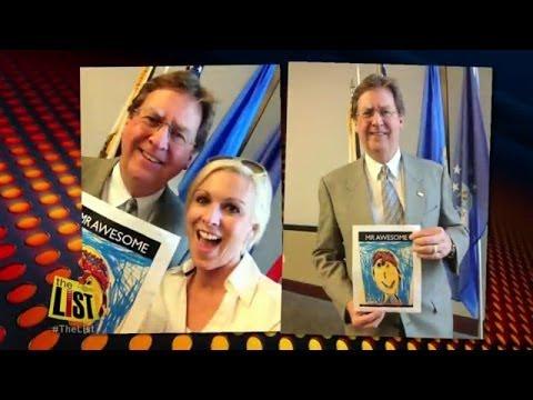 "AROUND TULSA: Worldwide social media campaign for ""Mr. Awesome"" has Oklahoma ties"