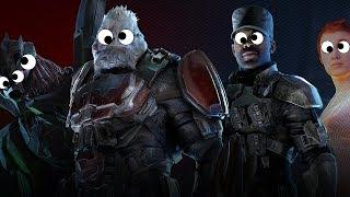 Idiots play Halo Wars 2