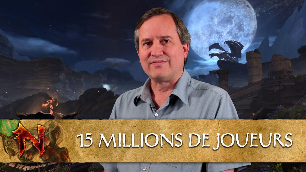 [FR] Neverwinter - 15 millions de joueurs