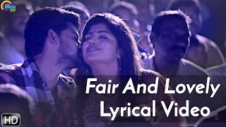 Kolanji | Fair & Lovely Song Lyrical