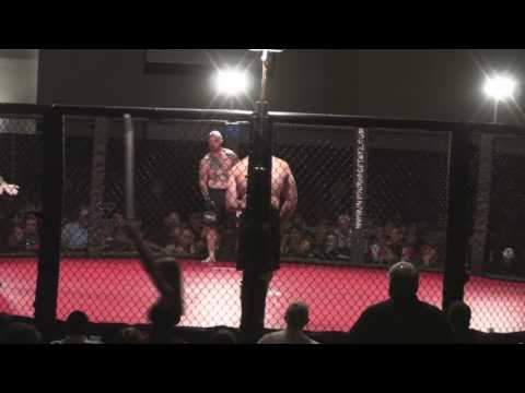 Pat O'Malley vs. Drew Reed - Madtown Throwdown 20 - 08/01/2009 - MMA Fight - HD