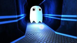 Como Se Siente Pac-Man? | Pac-Man En Primera Persona ! Fps-Game