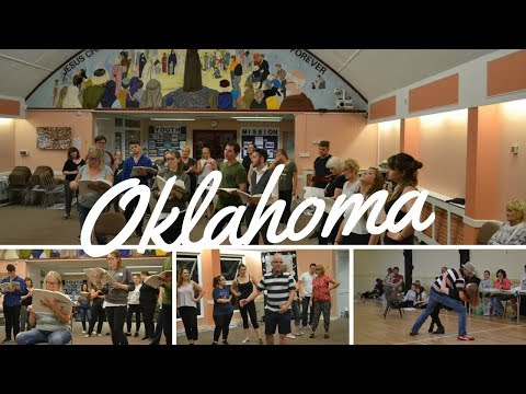 Hillingdon Musical Society Presents OKLAHOMA