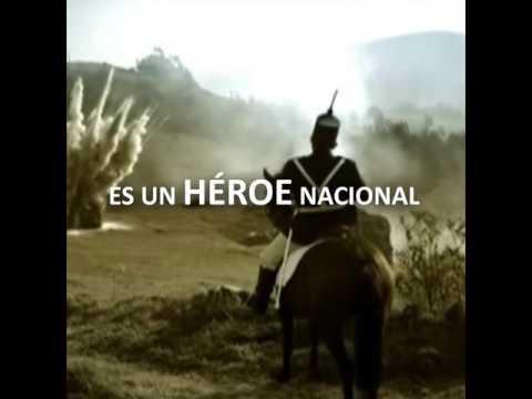 Homenaje a José Antonio Páez