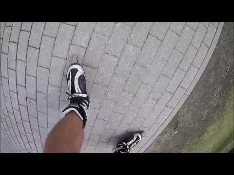 Why I rollerblade & Why I film it