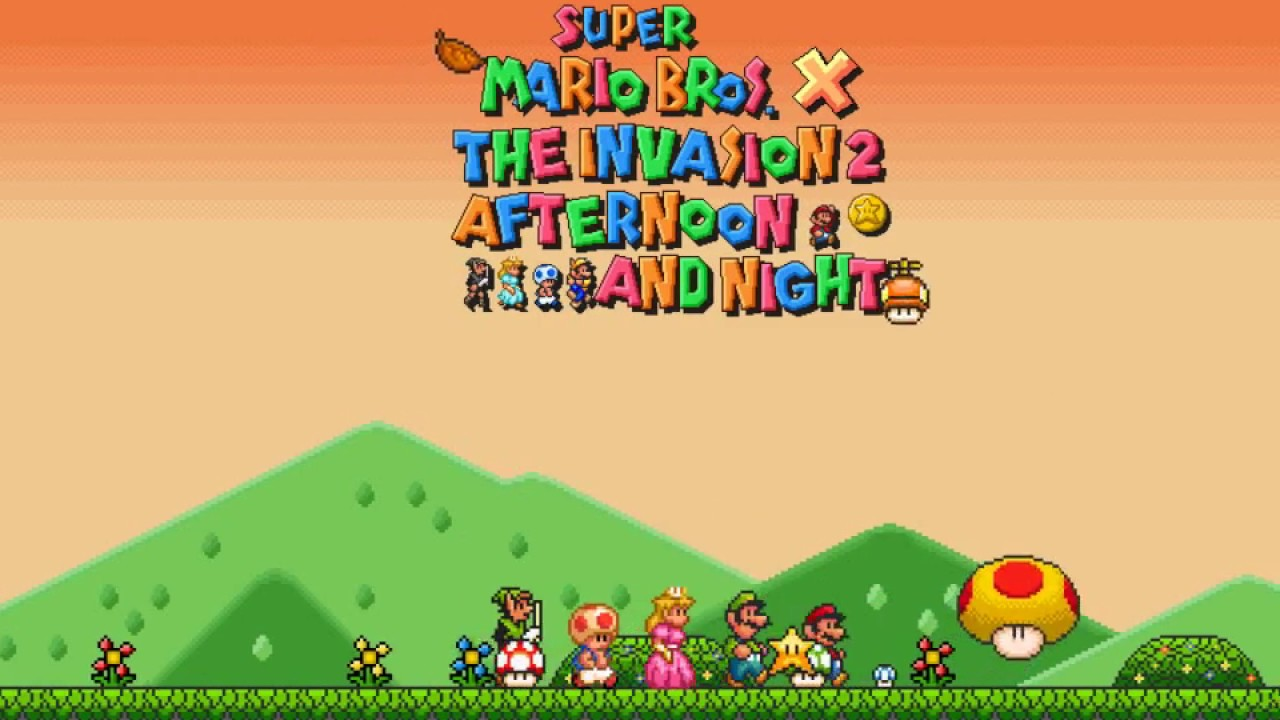 super mario bros x 1.4 4 download free