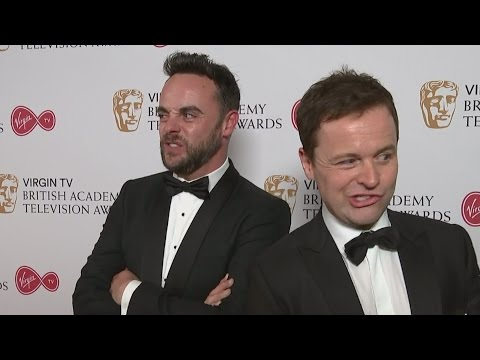 TV BAFTAs: Ant and Dec on winning big with the Queen
